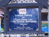 Redang Marine Park