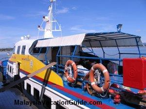 Syahbandar Speed Boat