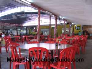 Villa Restaurant Sitiawan