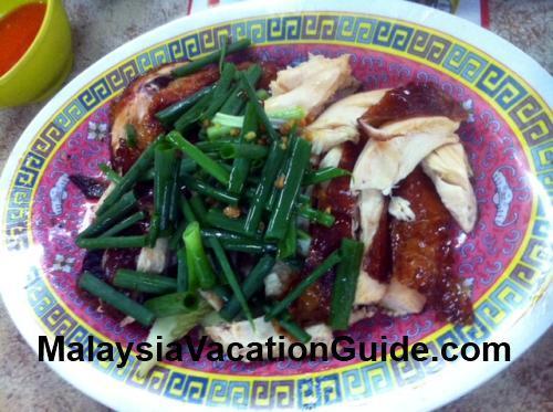 Hong Seng Roast Chicken