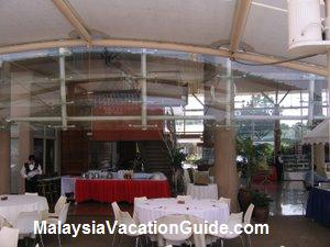Putrajaya Lake Club Samudera Restaurant