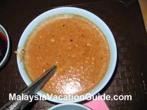 Satay Sauce Kajang