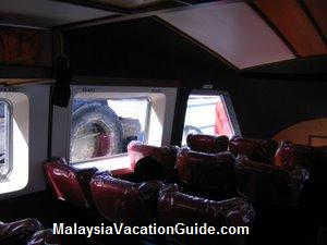 Redang Air Conditioned Speed Boat