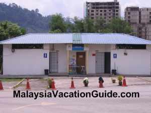 Selayang Hot Spring Facilities