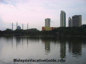 Shah Alam Skyline