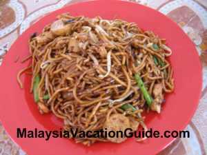 Fried Noodles Sitiawan