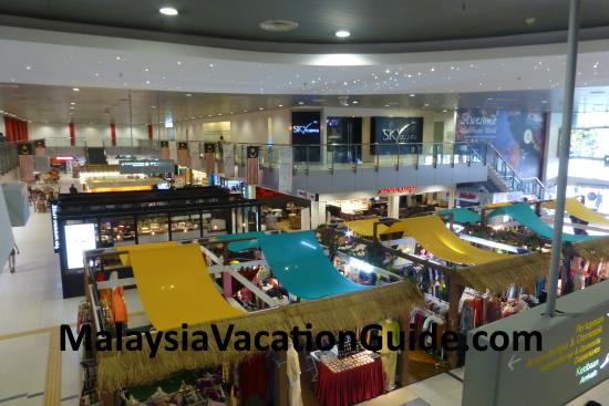 Subang Skypark Terminal Shops