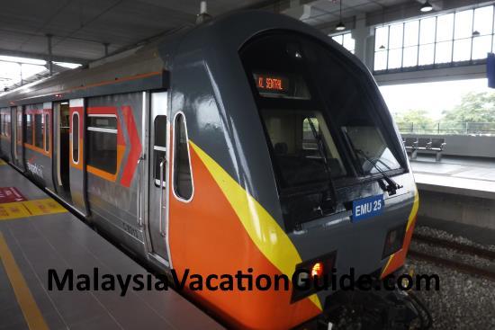Skypark Link Train