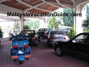 Galeria Sri Perdana Vehicles