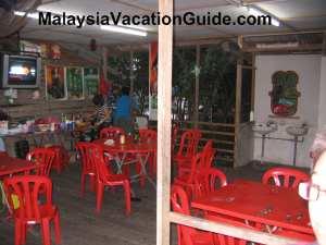 Restoran Suang Le River Setup