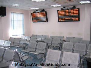 Syahbandar Jetty Waiting Hall