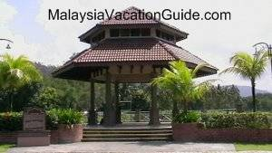Taiping Lake Garden Gazebo
