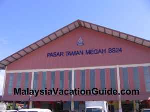Taman Megah Market