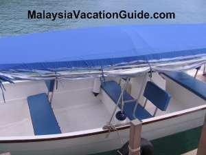 Tanjung Leman Speedboat