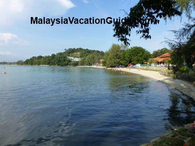 Tanjung Tuan Beach
