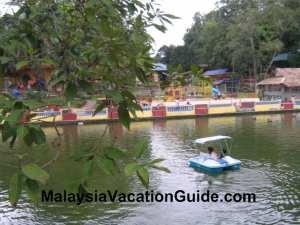 Johor Zoo Boating