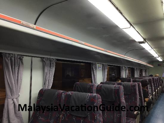 Tebrau Shuttle Train