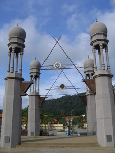 Teluk Batik Structure