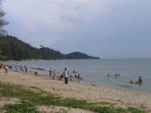 Teluk Batik Beach