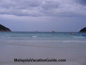 Teluk Dalam Beach Redang