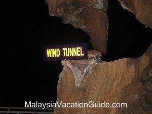 Gua Tempurung Wind Tunnel