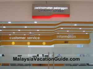 Tasik Selatan Terminal Customer Service