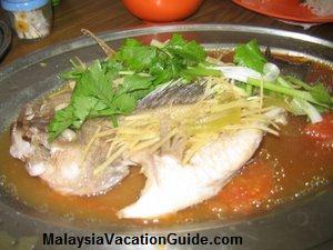 Chukai Steam Fish