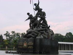 Malaysia National Monument