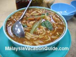 Ulu Yam Lama Loh Mee