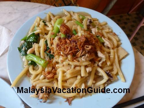Hailam Noodle Yut Kee Restaurant