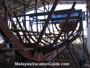 Yacht Making Pulau Duyung