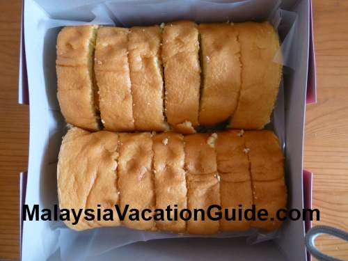 Takeaway Kaya Swiss Roll Yut Kee Restaurant