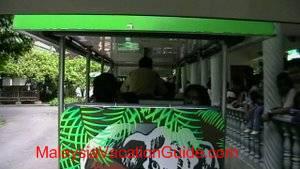 Taiping Zoo Mini Train